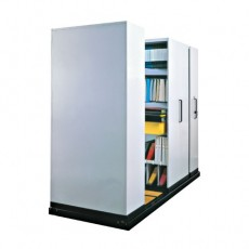 Compactus Hand Operated Mobile Shelving
